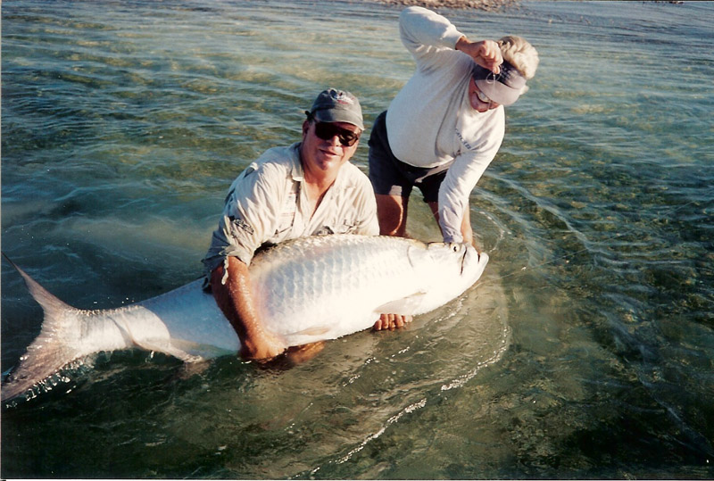 Islamorada fishing charters florida keys backcountry for Florida tarpon fishing
