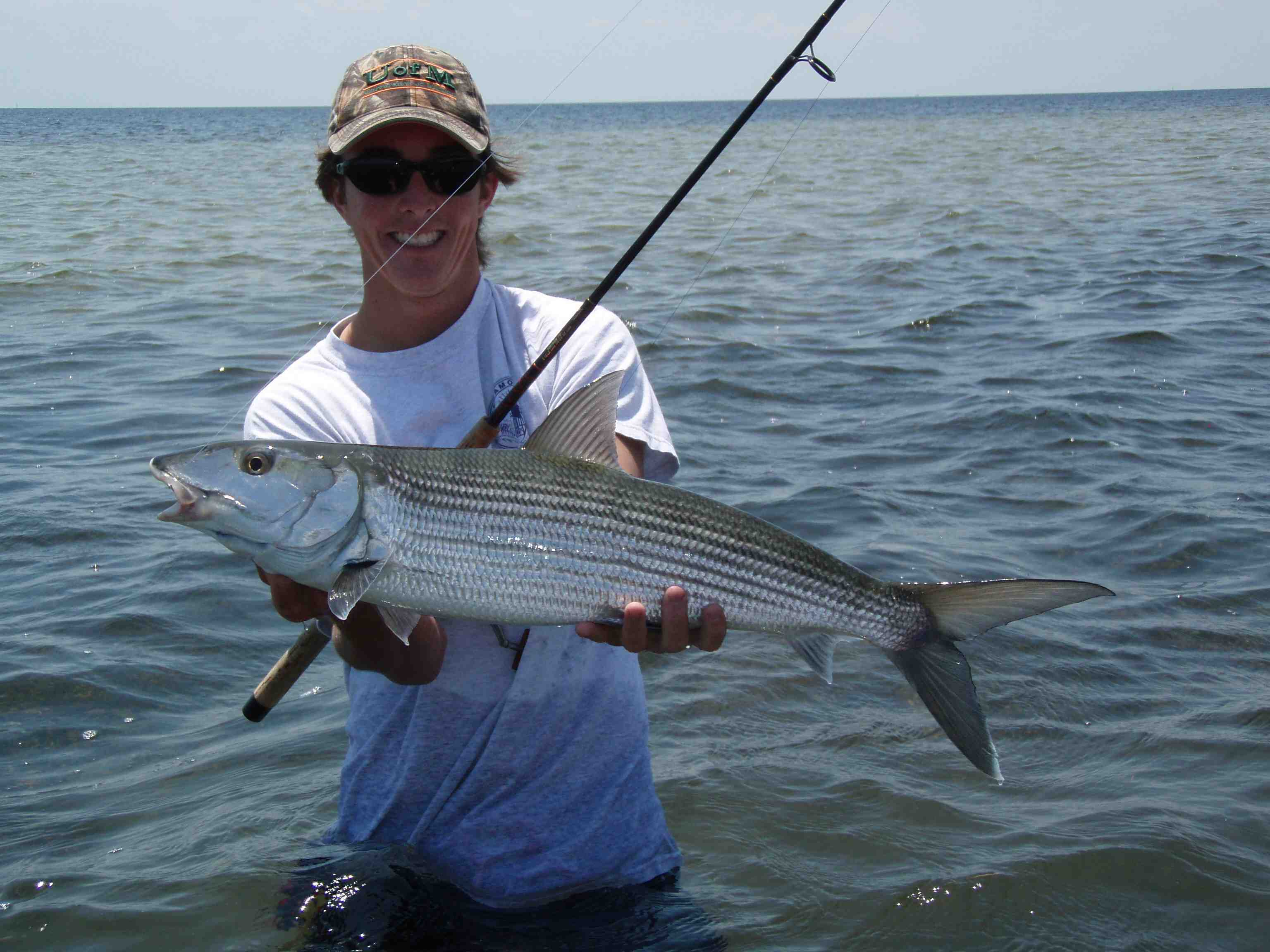 Islamorada fishing charters florida keys backcountry for Florida fishing vacations